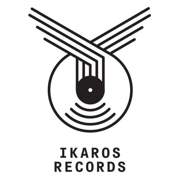 ikaros records logo