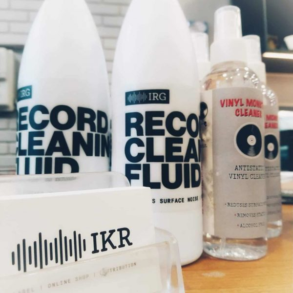 record accessories
